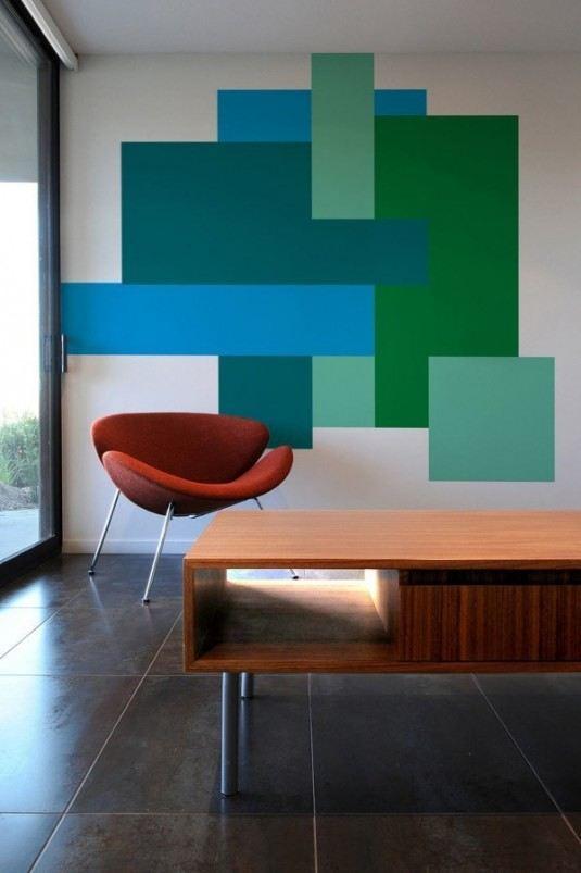 blik-mina-javid-wall-decals-modern-gemoetric-green-600x901