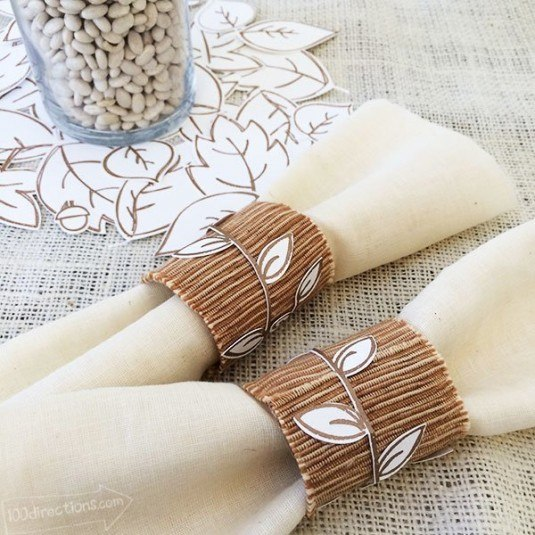 diy napkin ring3