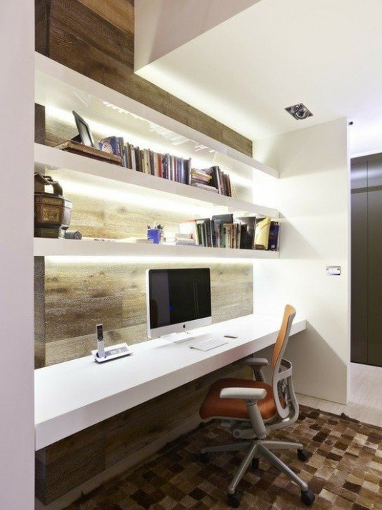 futuristc-long-and-narrow-home-office