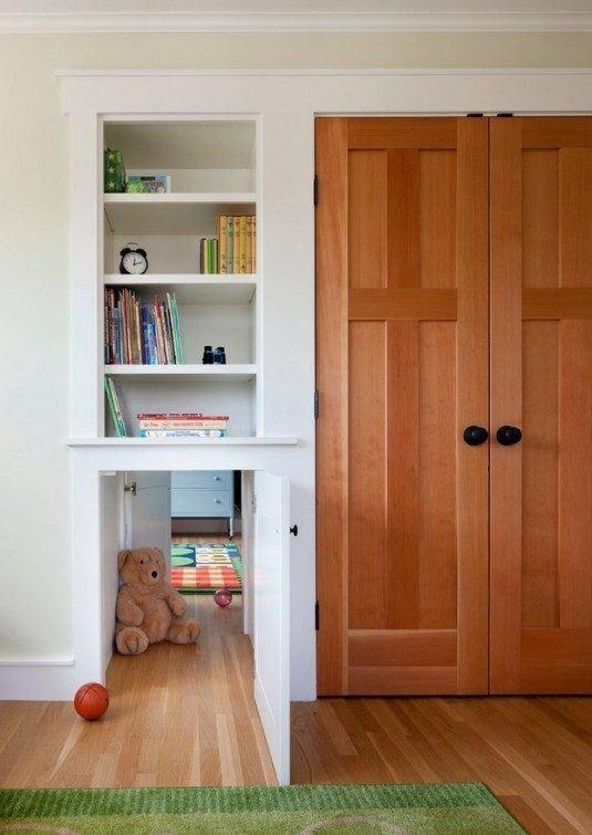 hidden kids room