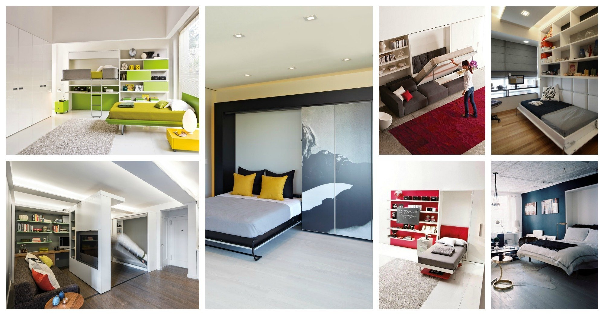 Stunning And Space-Saving Murphy Beds That You Will Love