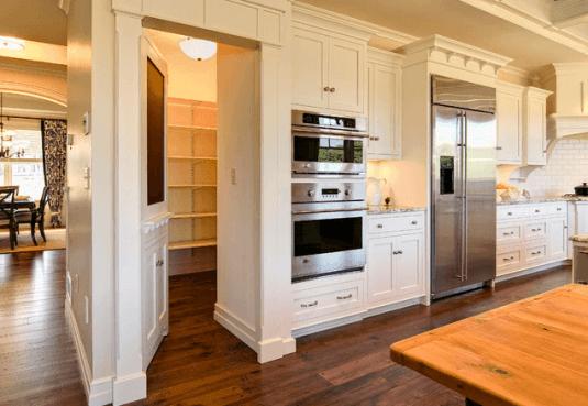 secret room-kitchen