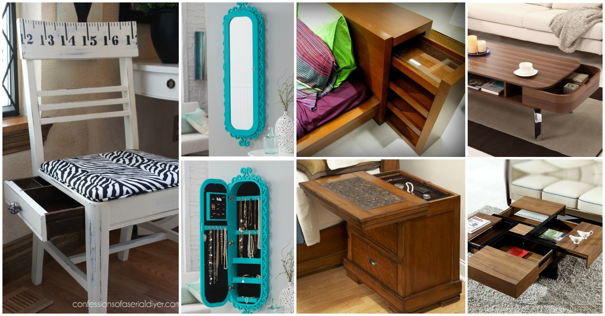 Top secret or space saving furniture ideas check out these genius ideas now
