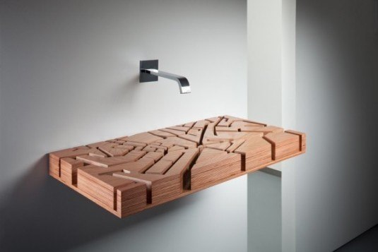 unique bathroom sink10