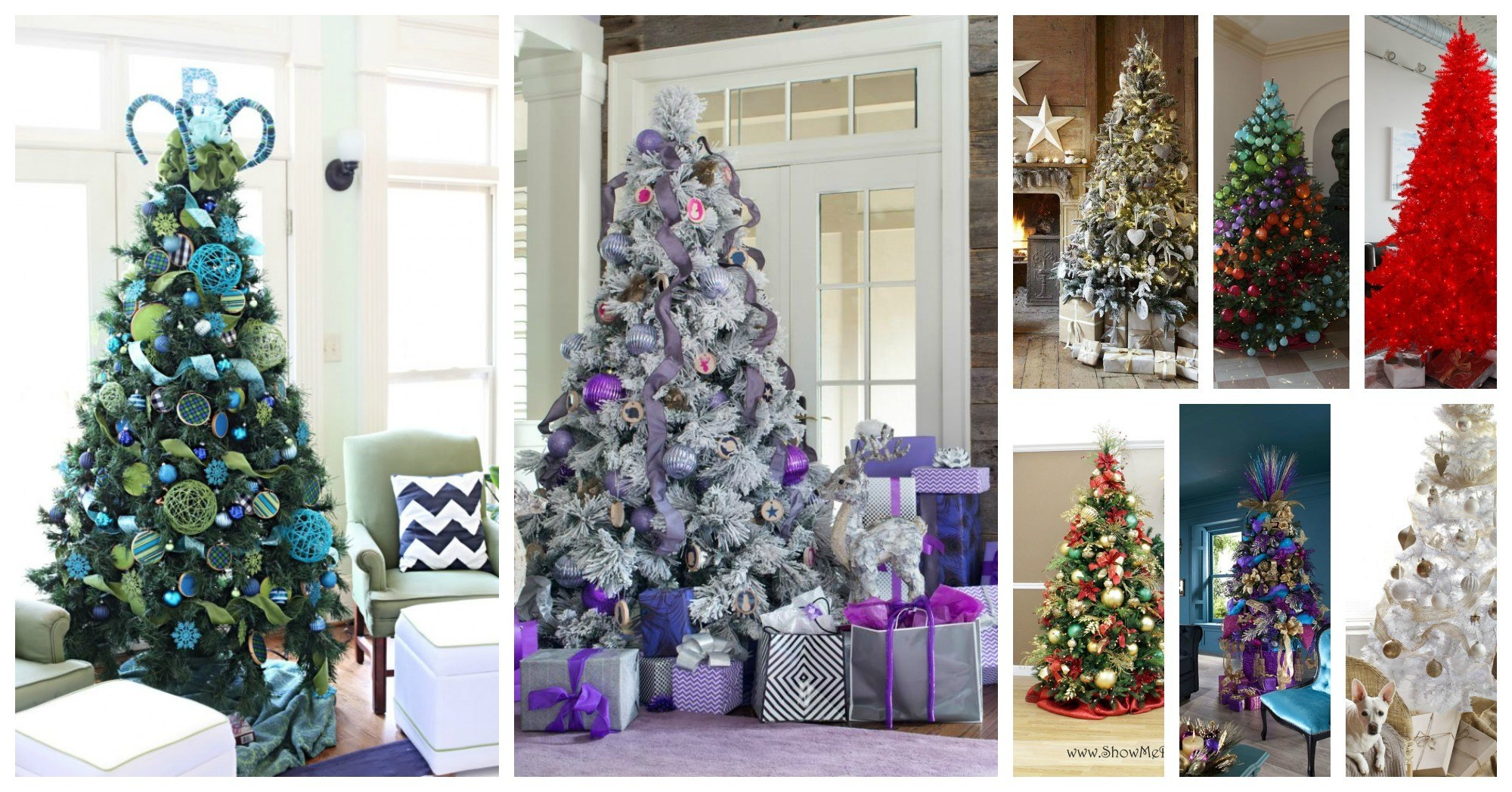 Amazing Christmas Tree Decorations That You Have To See