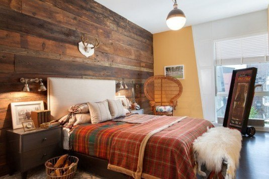 bedroom-rustic