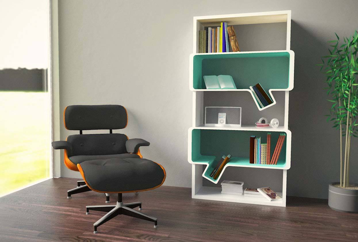 Unique Shelving Units That Are Worth Your Time