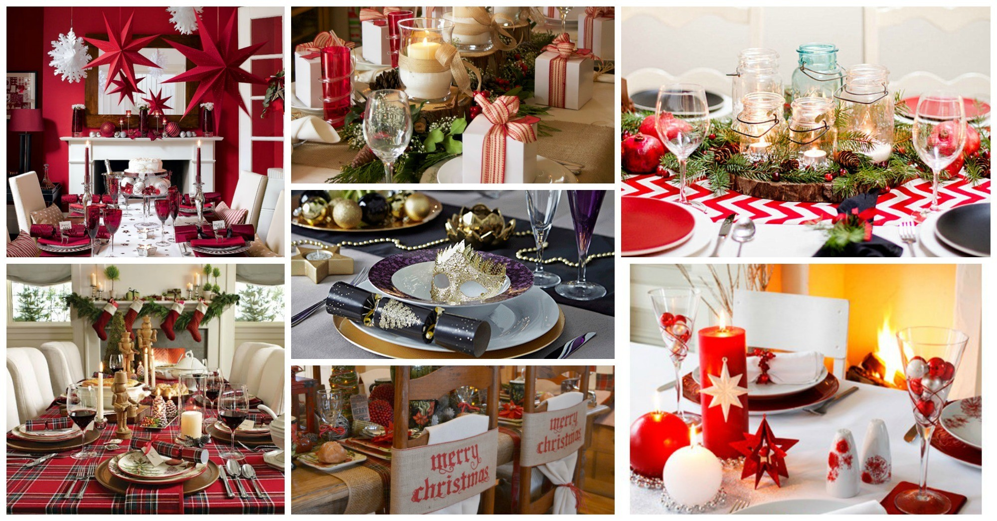 Christmas Table Decorations That Are Worth Your Time