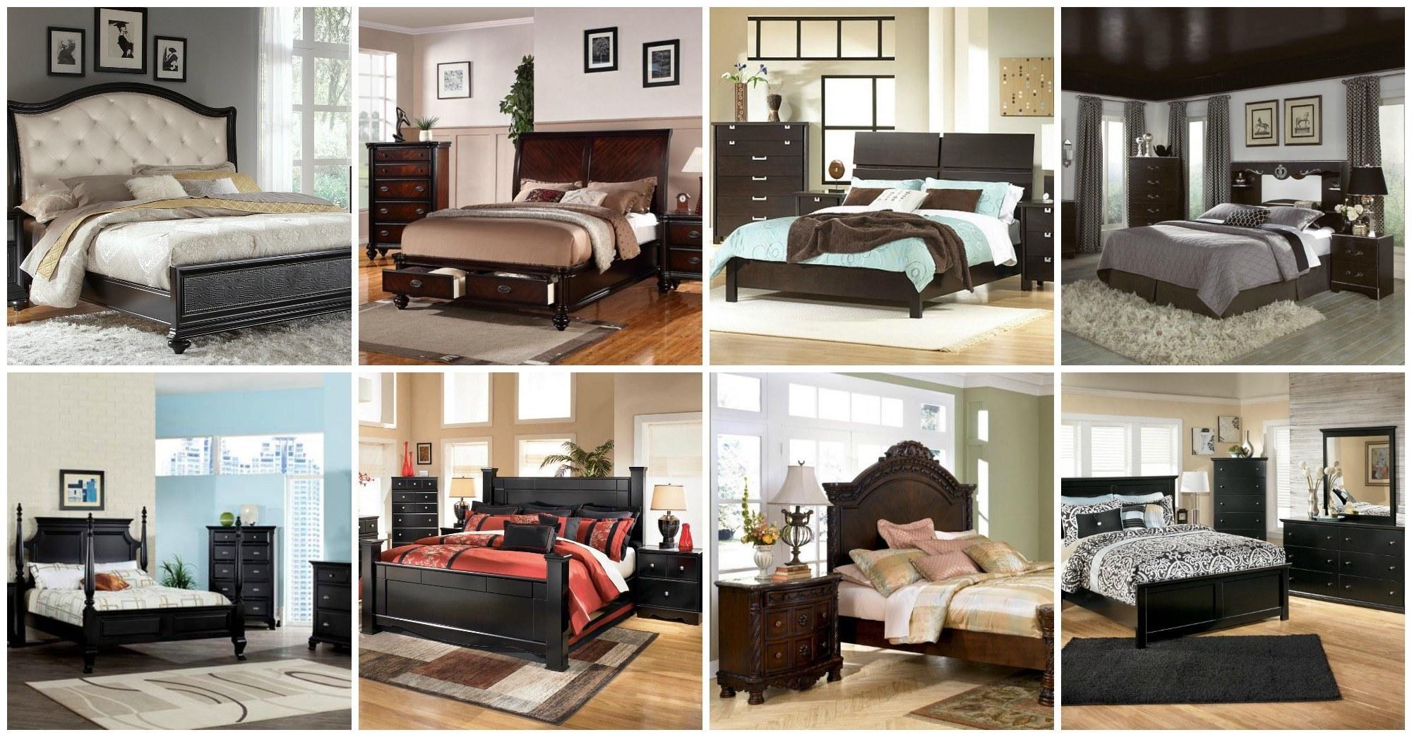 Top 8 Dark Wood Bedroom Furniture Ideas