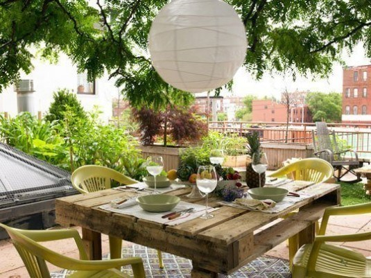 dining table-outdoor