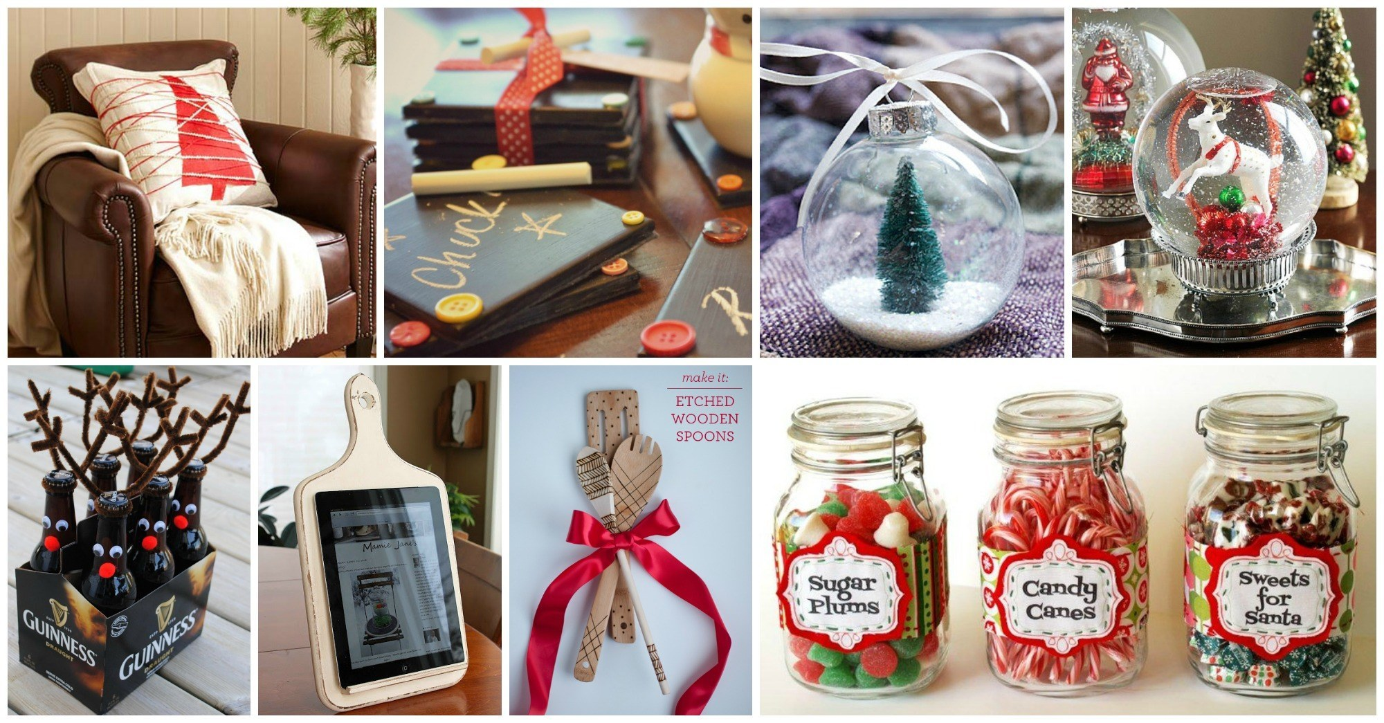 Brilliant DIY Christmas Gift Ideas That Will Warm Your Heart