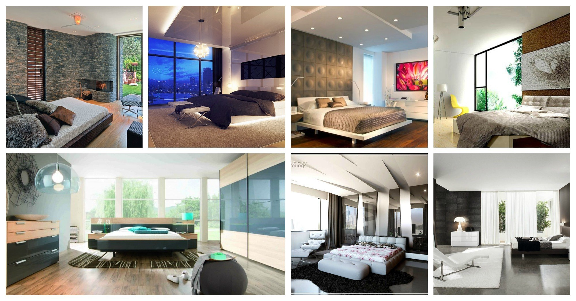 Stylish Bedrooms That Will Amaze You