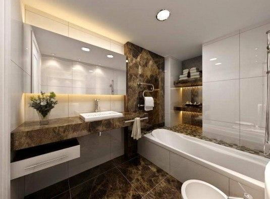 Bathroom Decorating Ideas for Apartments