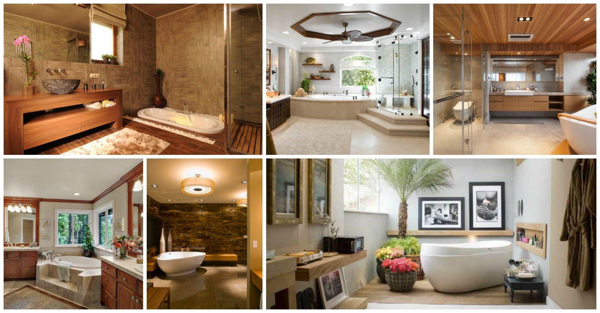10 Amazing Ways to Make Your Bathroom Feel More Spa – Like