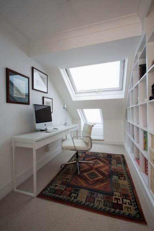 built-bookcase-wall-and-eames-contemporary-home-office-47513