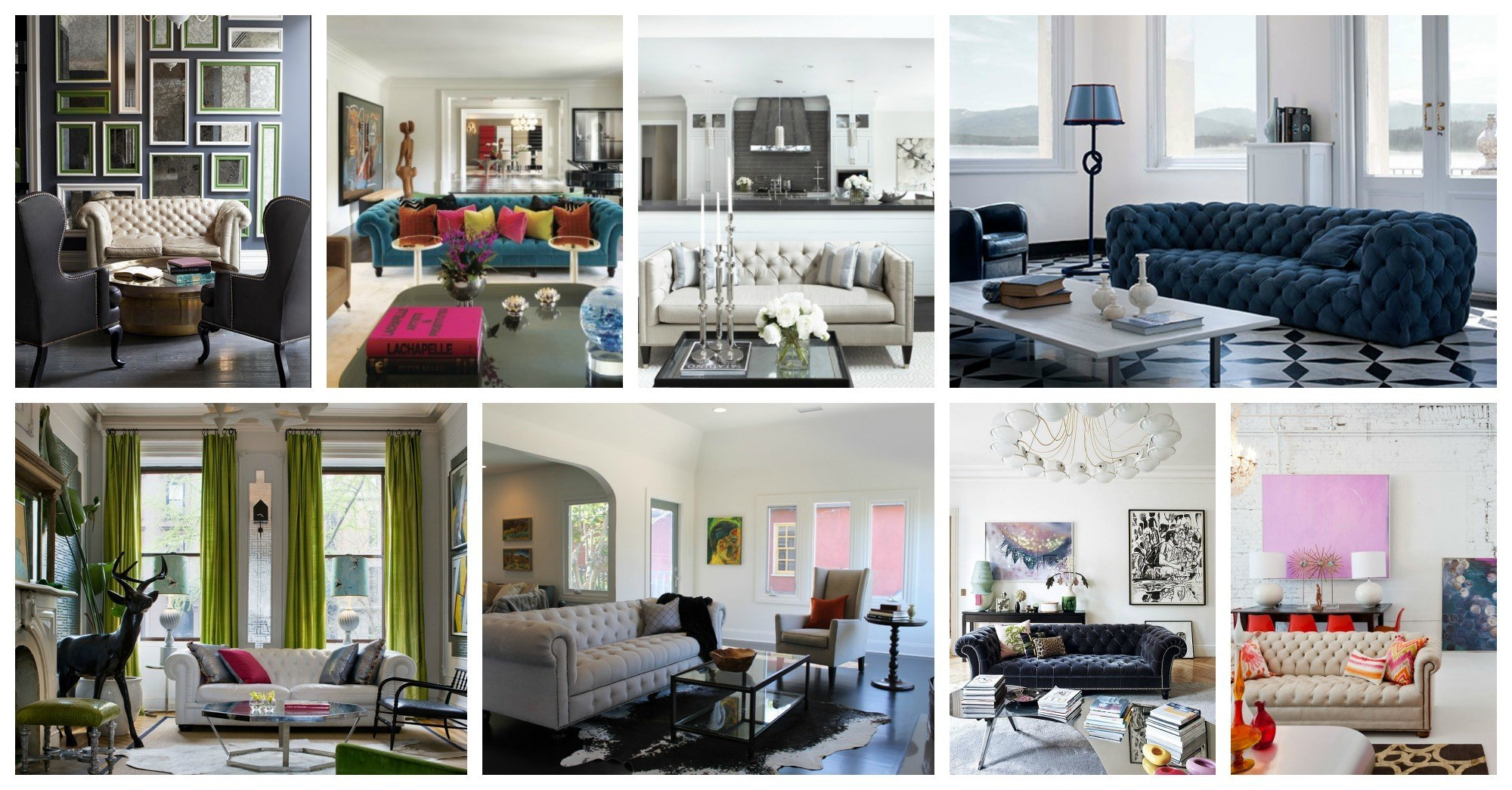 Charming Chesterfield Sofas That Will Fascinate You