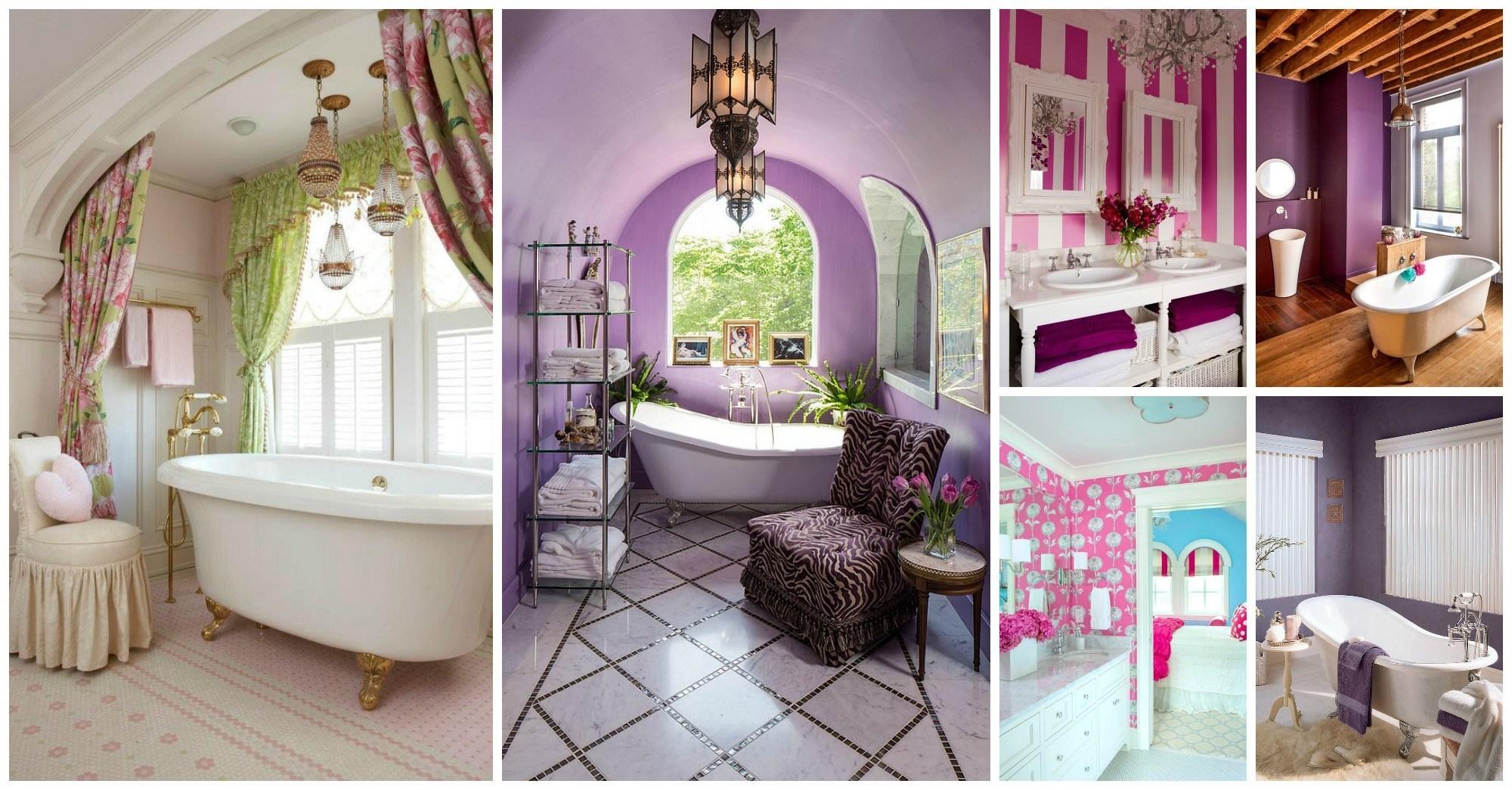Feminine Bathroom Designs That Will Make You Say WoW