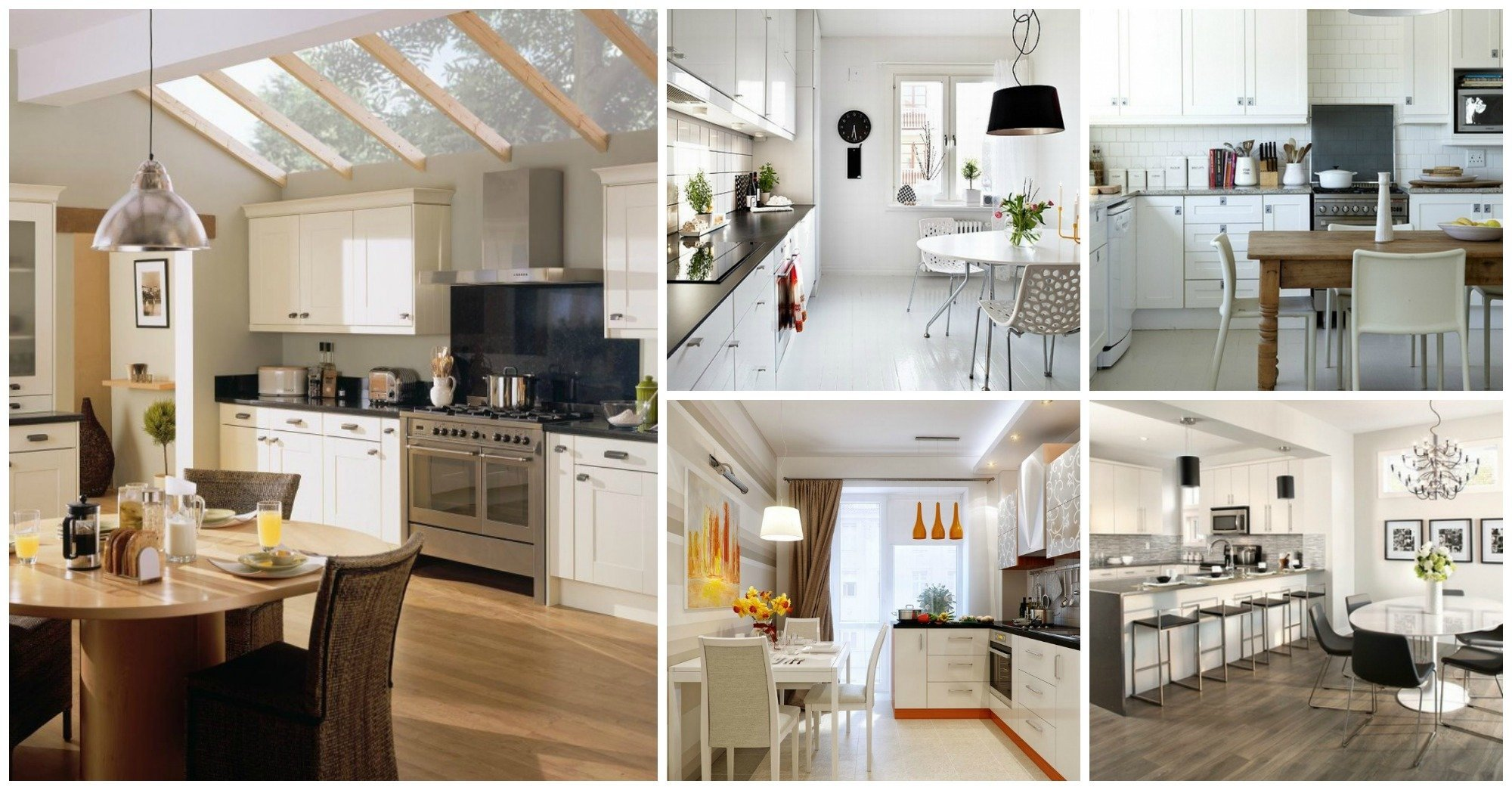 Modern Kitchens and Dining Rooms That Will Blow Your Mind