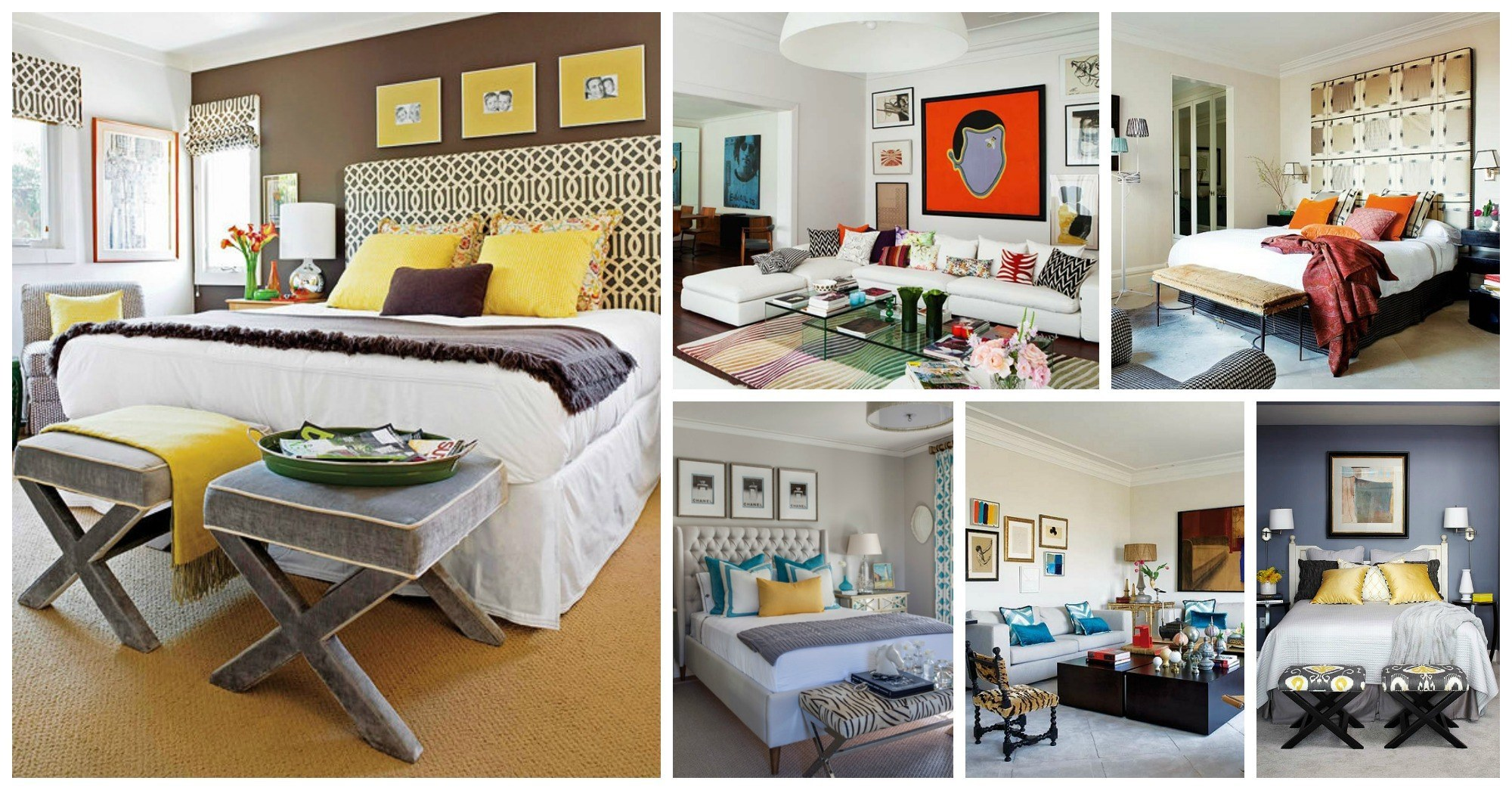 Contemporary Interiors That Will Catch Your Eye