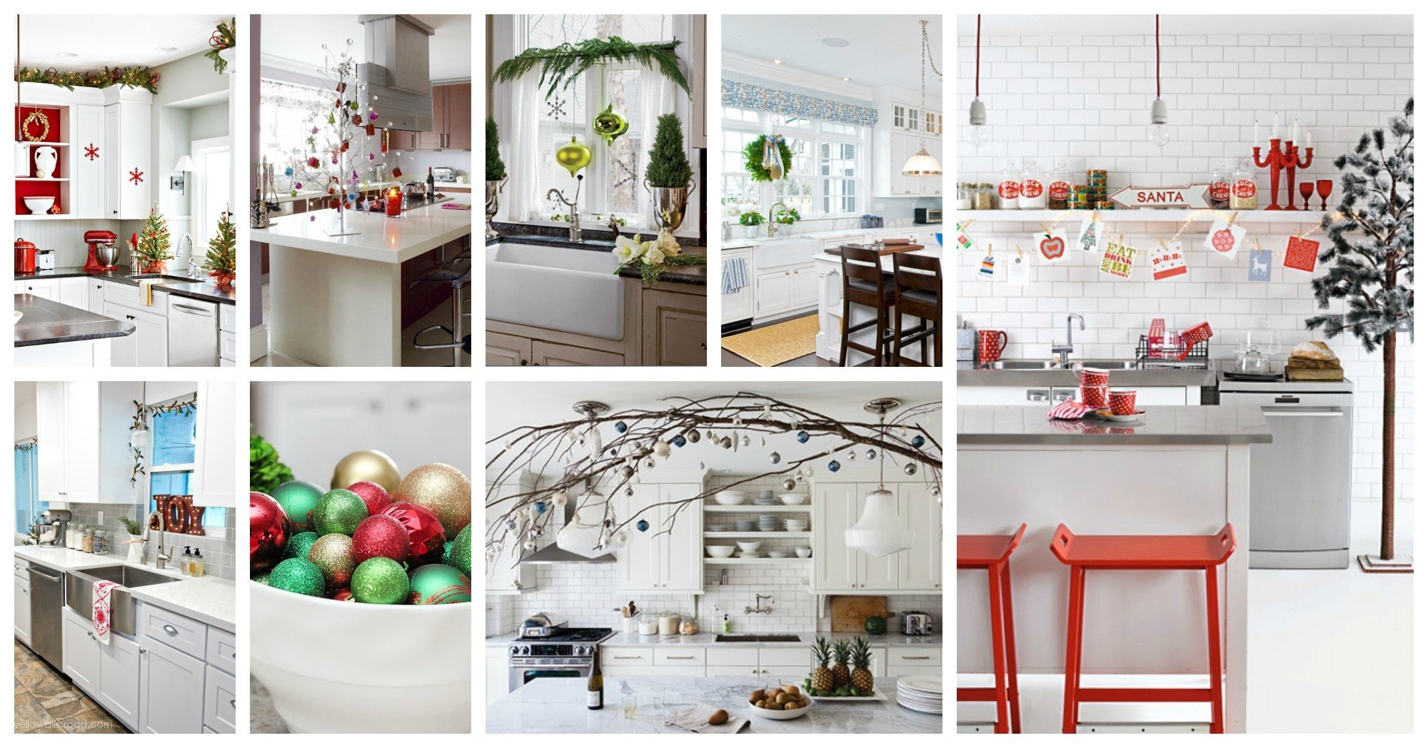 Affordable Christmas Kitchen Decorations That You Will Love