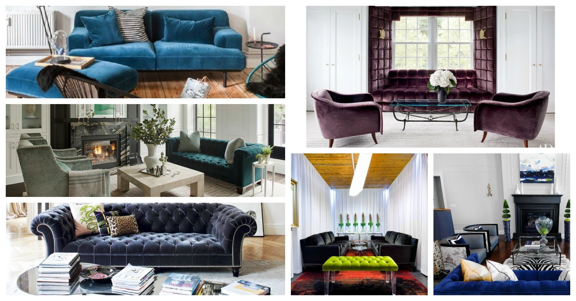 Breathtaking Velvet Interiors That Will Blow Your Mind