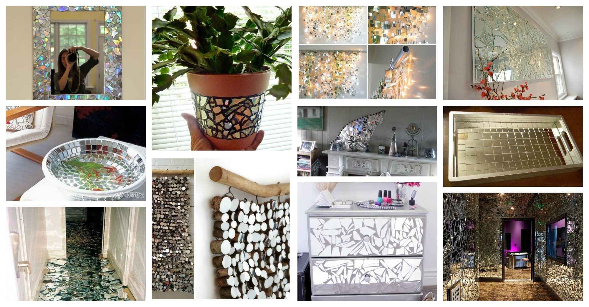 Fantastic Diy Mirror Crafts To Decorate Your Homes