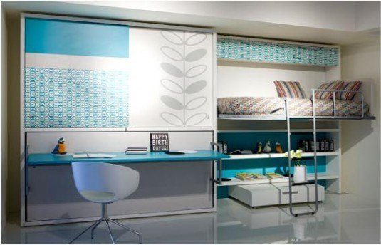 decoracion-dormitorios-con-escritorios-juveniles
