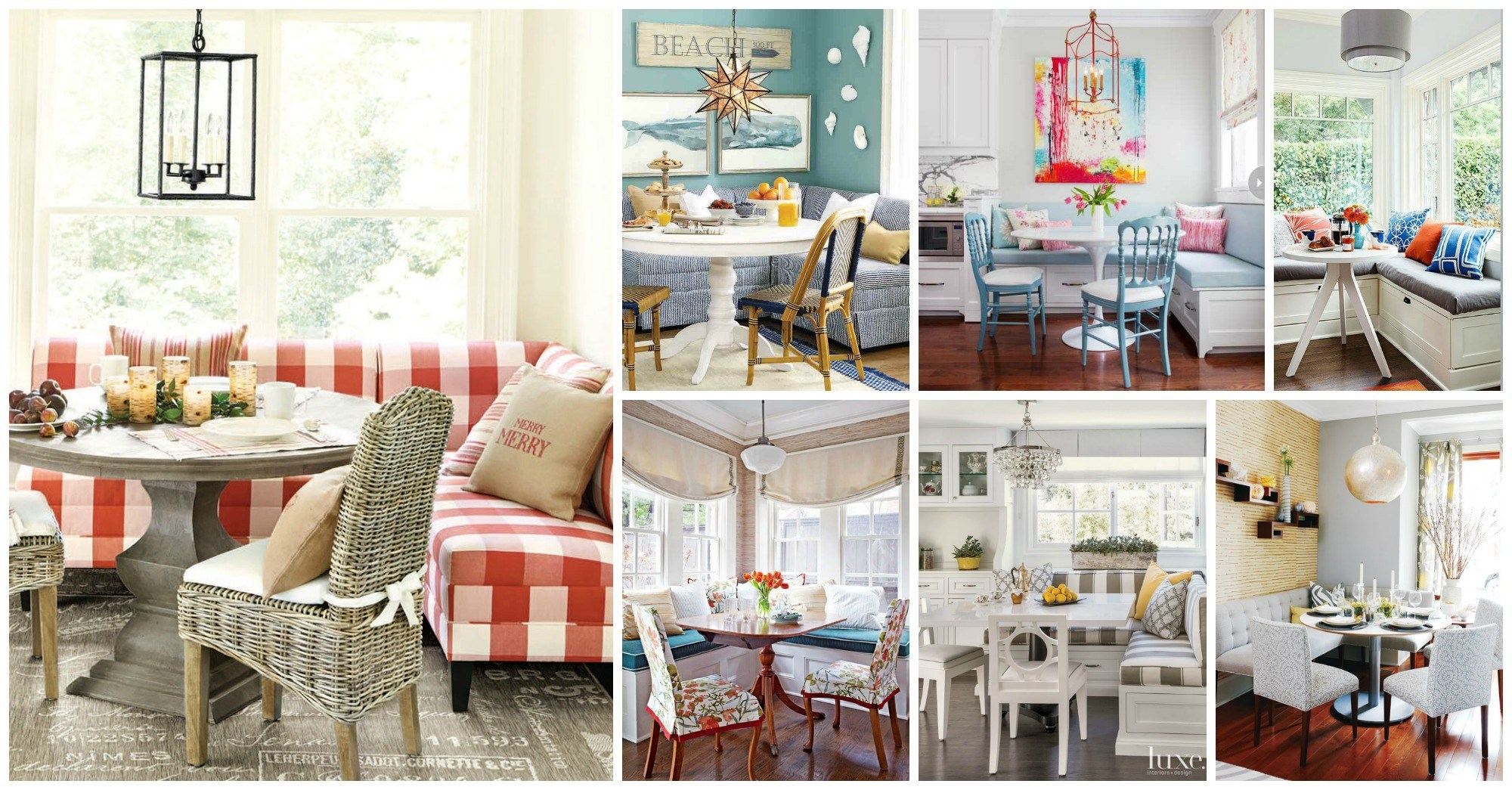 15 Amazing Corner Breakfast Nooks for Tiny Apartments