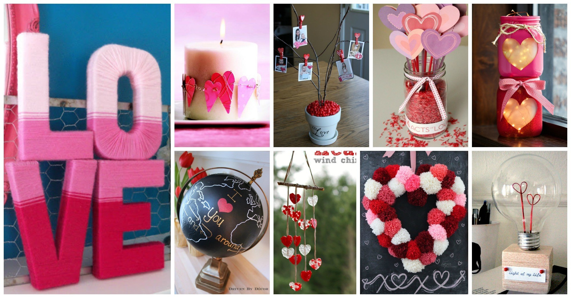 Loveable DIY Valentine's Day Ideas to Create Right Now