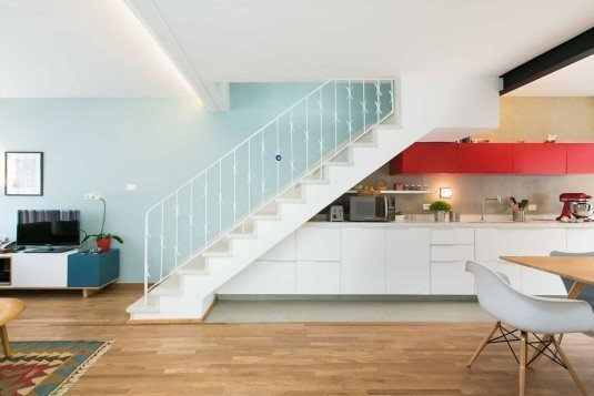 Incredible Under Stairs Kitchens That Will Catch Your Eye