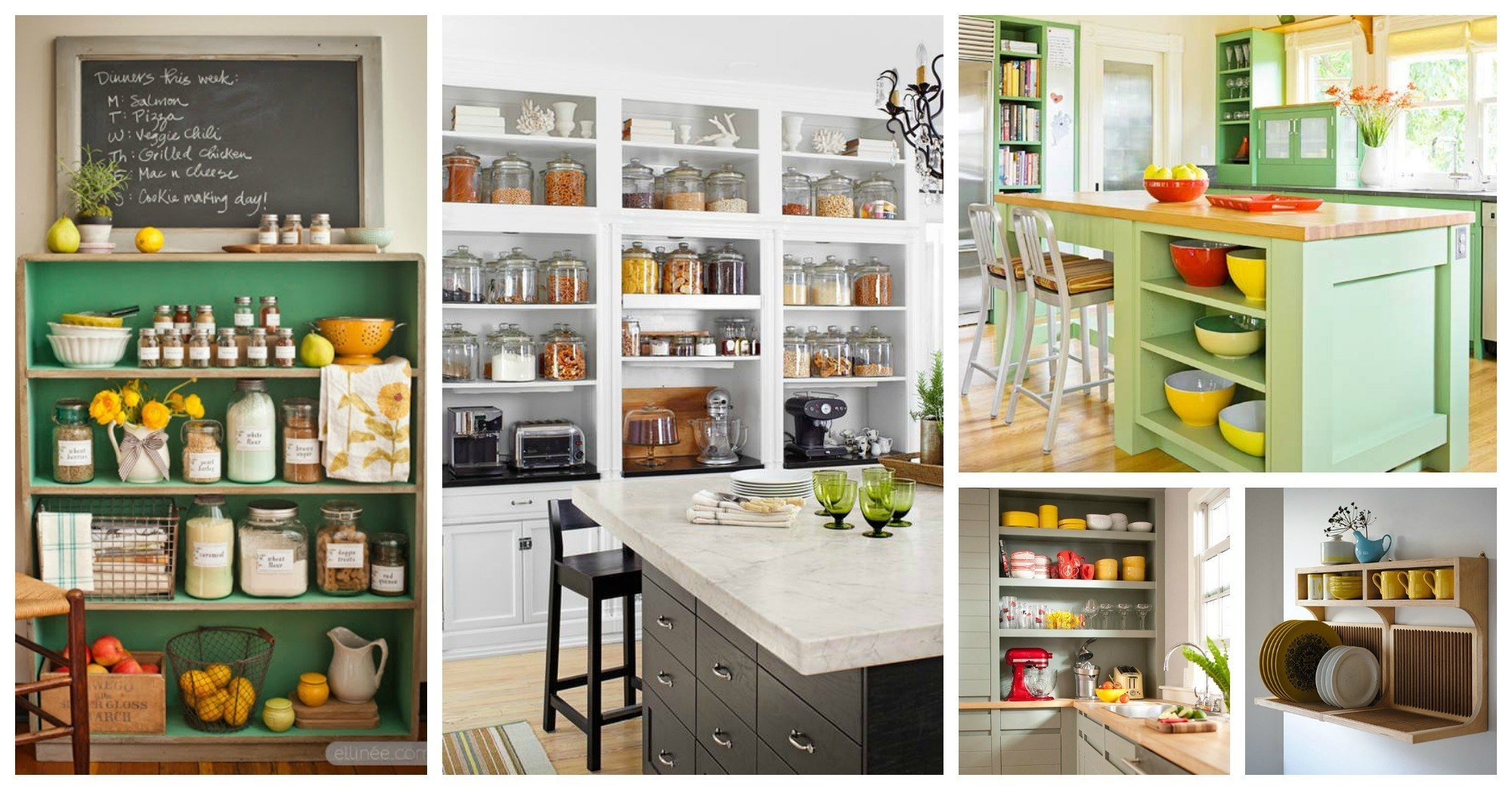 10 Amazing Kitchen Storage Ideas You Need to See