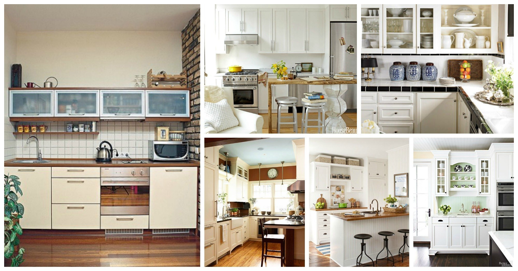 10 Small Kitchen Designs That You Will Love