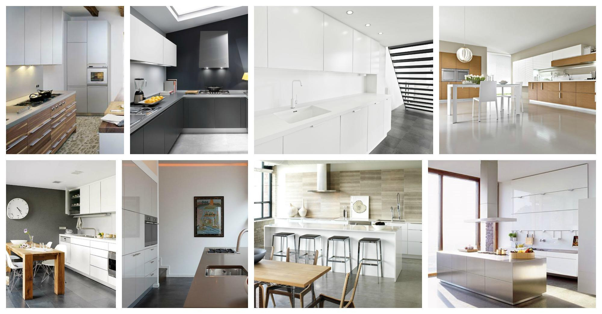 Amazing minimalist kitchens that will leave you speechless for Karma home designs