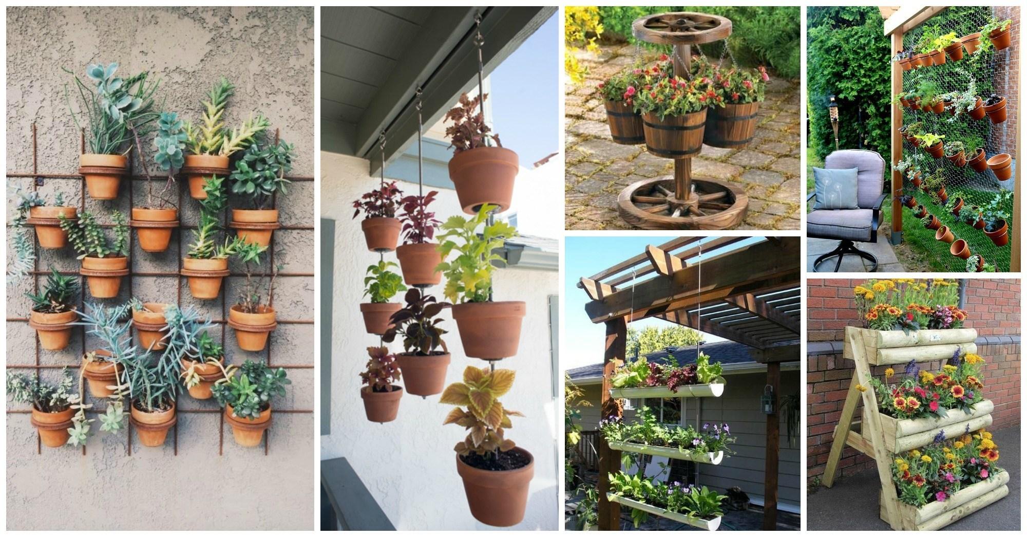 12 Creative DIY Gardens That Will Amaze You