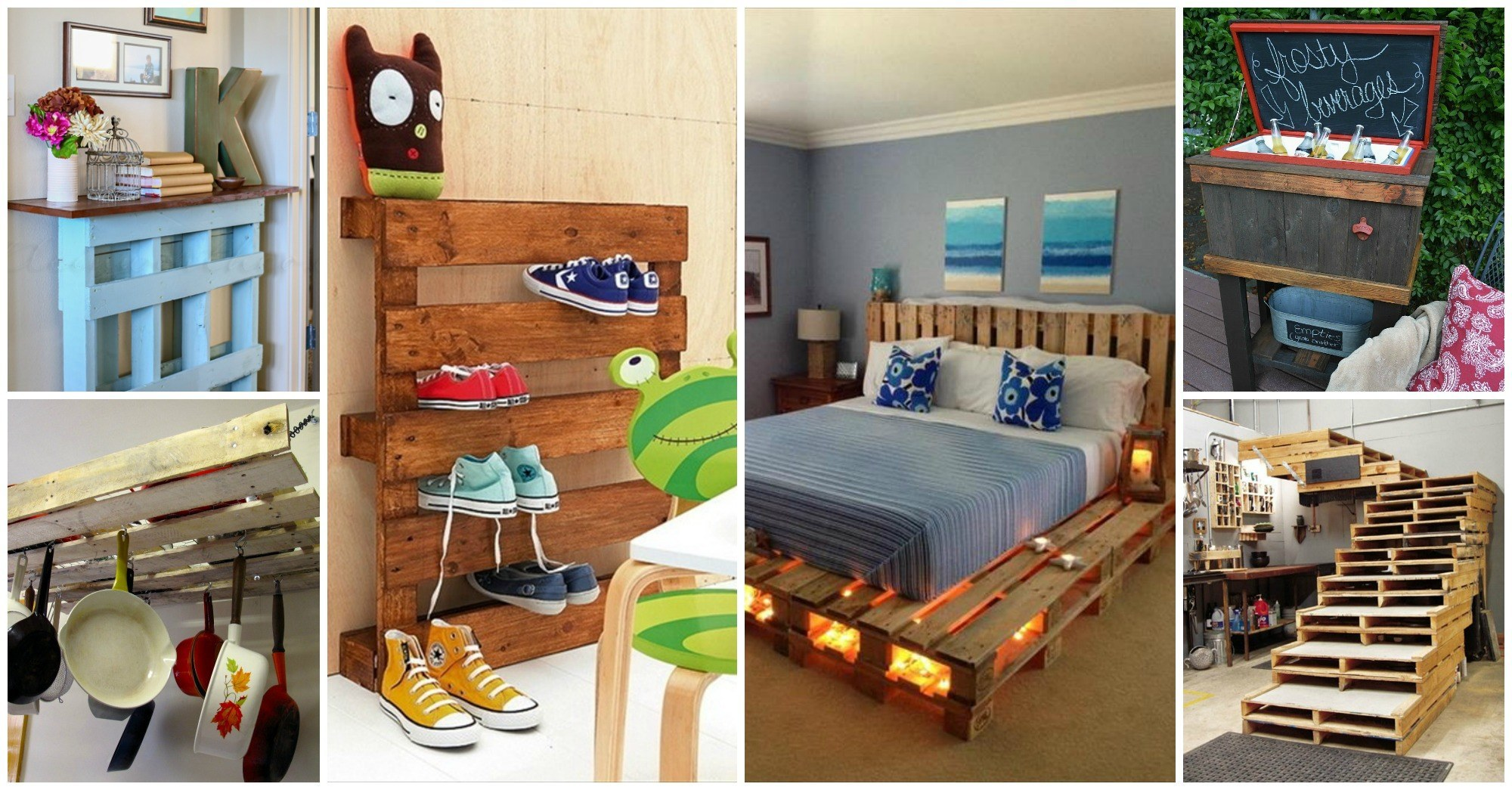 20+ DIY Pallet Furnishing You Would Love To Have In Your Home