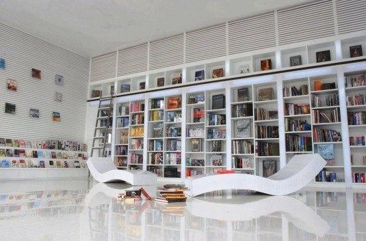 white-bookshelf