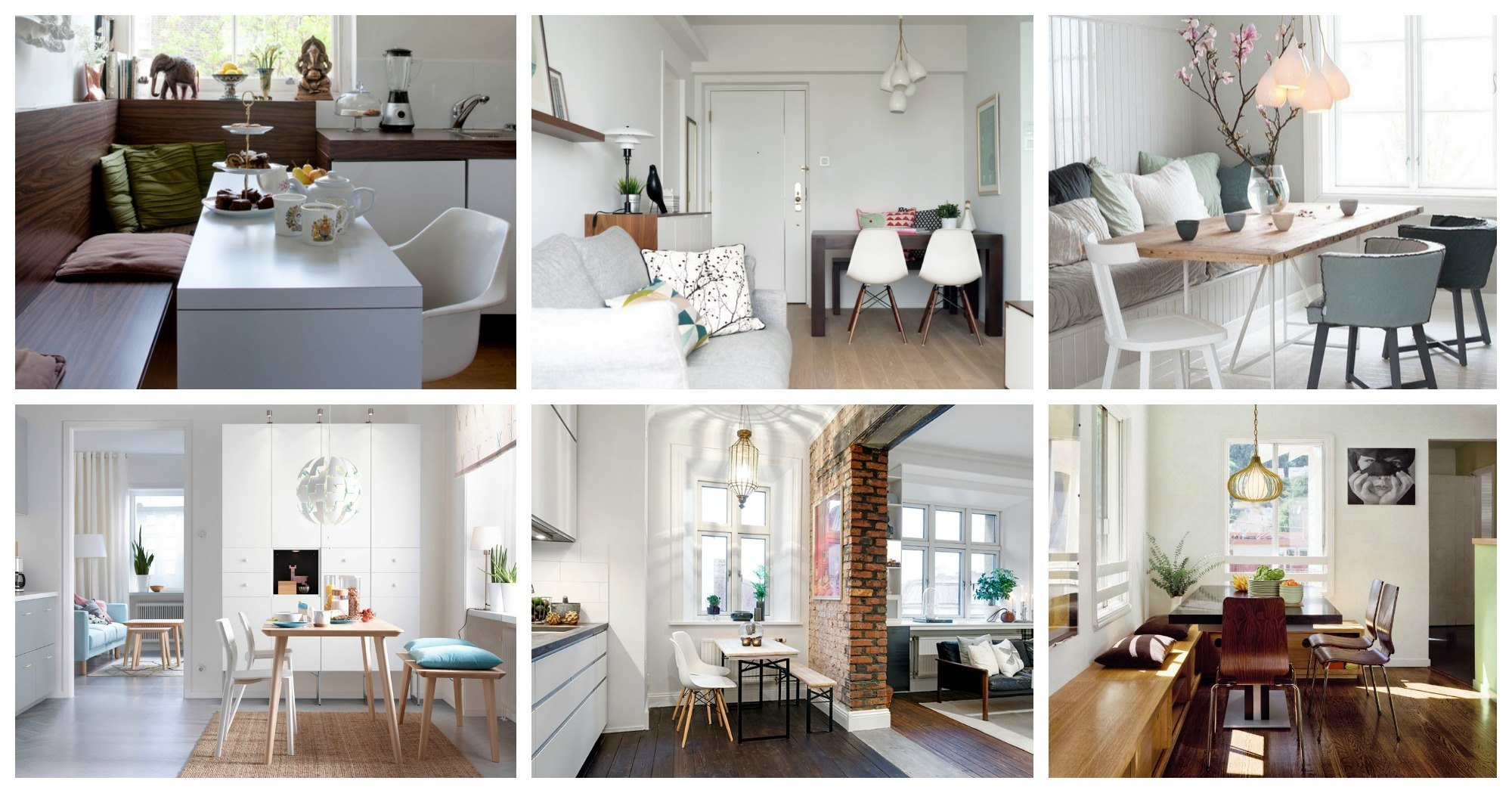 Small Bench Dining Rooms That Will Catch Your Eye