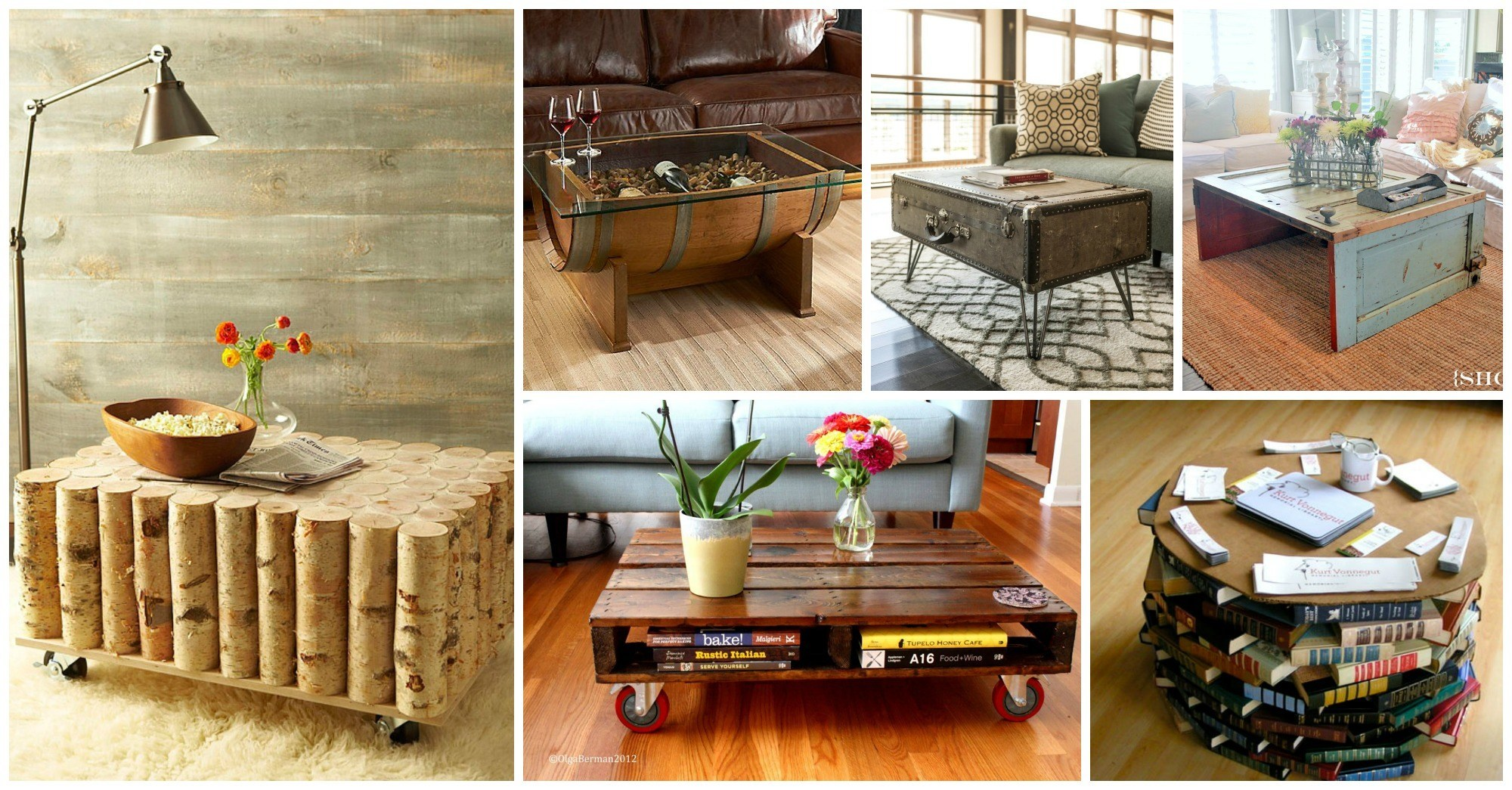 12 Cheap Coffee Table Alternatives That Will Make You Say WoW
