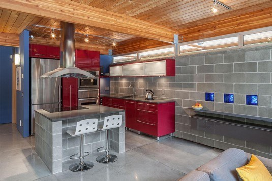 kitchen-with-red-cabinets