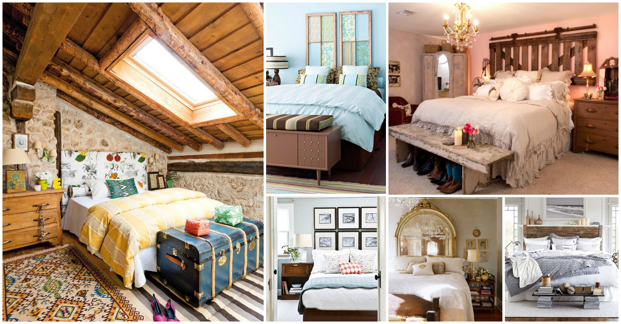 15 Charming Bedrooms That Will Catch Your Attention