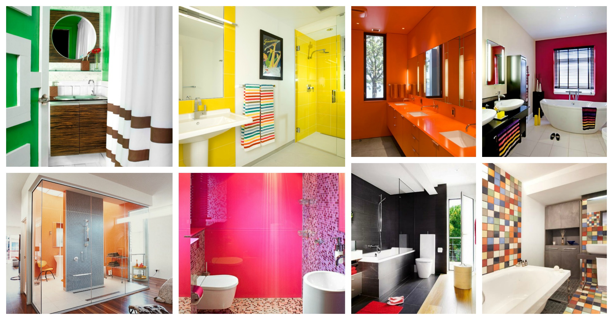 Bold Bathrooms That Will Leave You Speechless