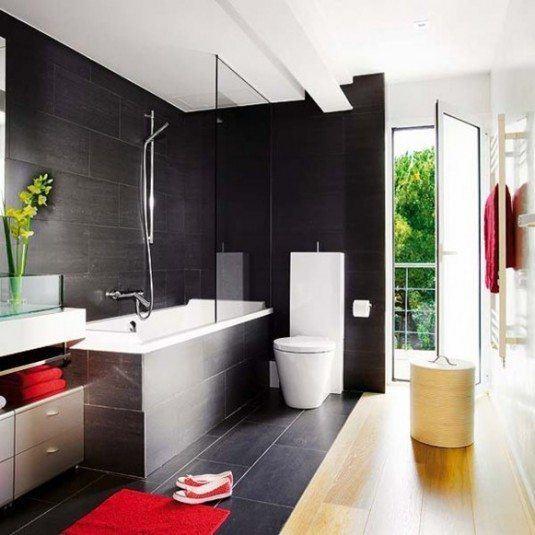 gambar desain kamar mandi minimalis 16