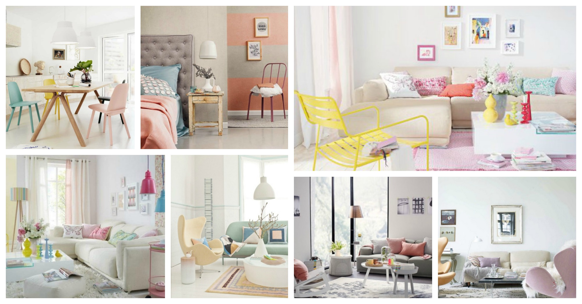 Pastel Interior Designs That Will Melt Your Heart