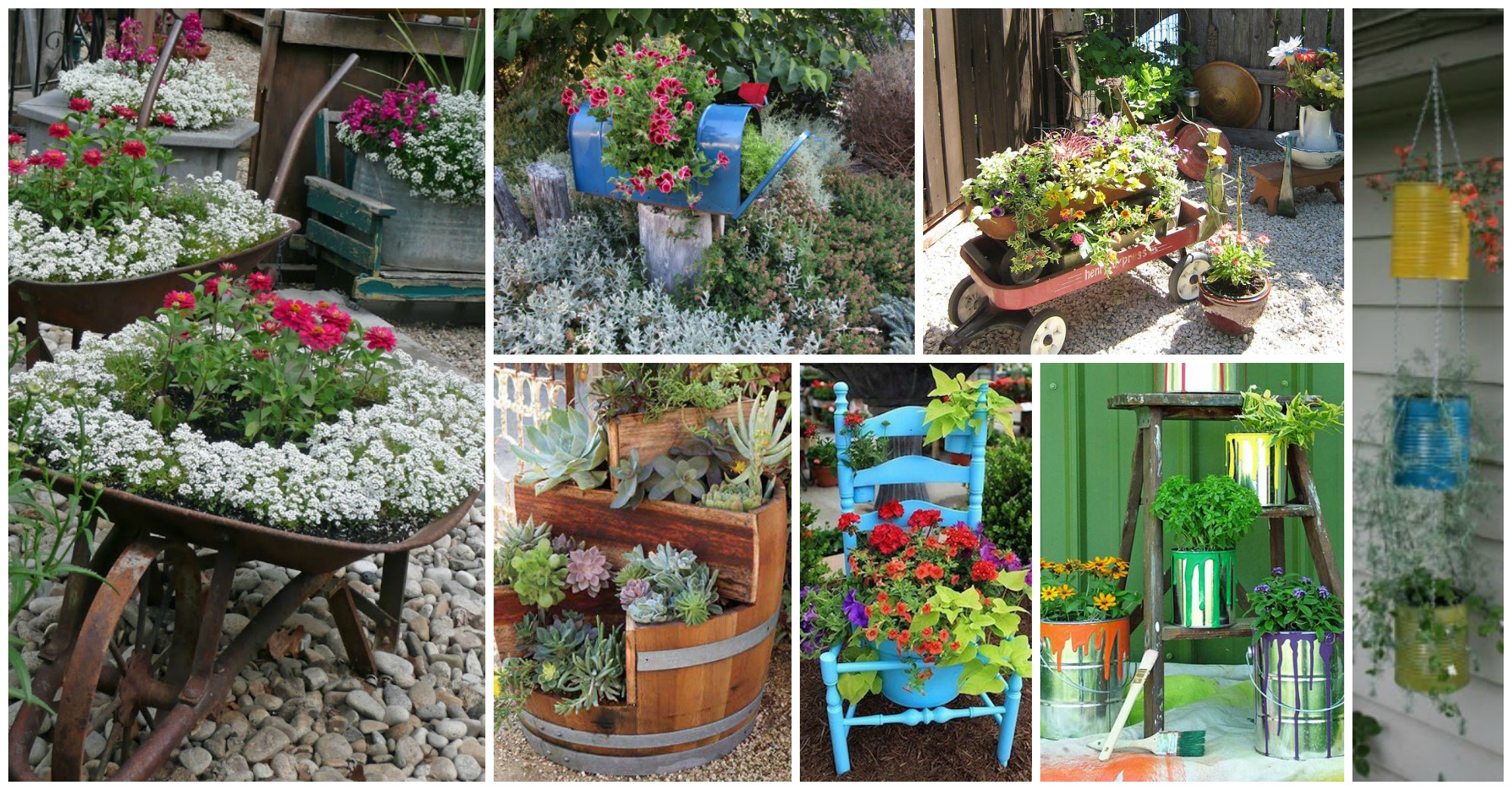 22 Cheap Planter Alternatives You Should Not Miss