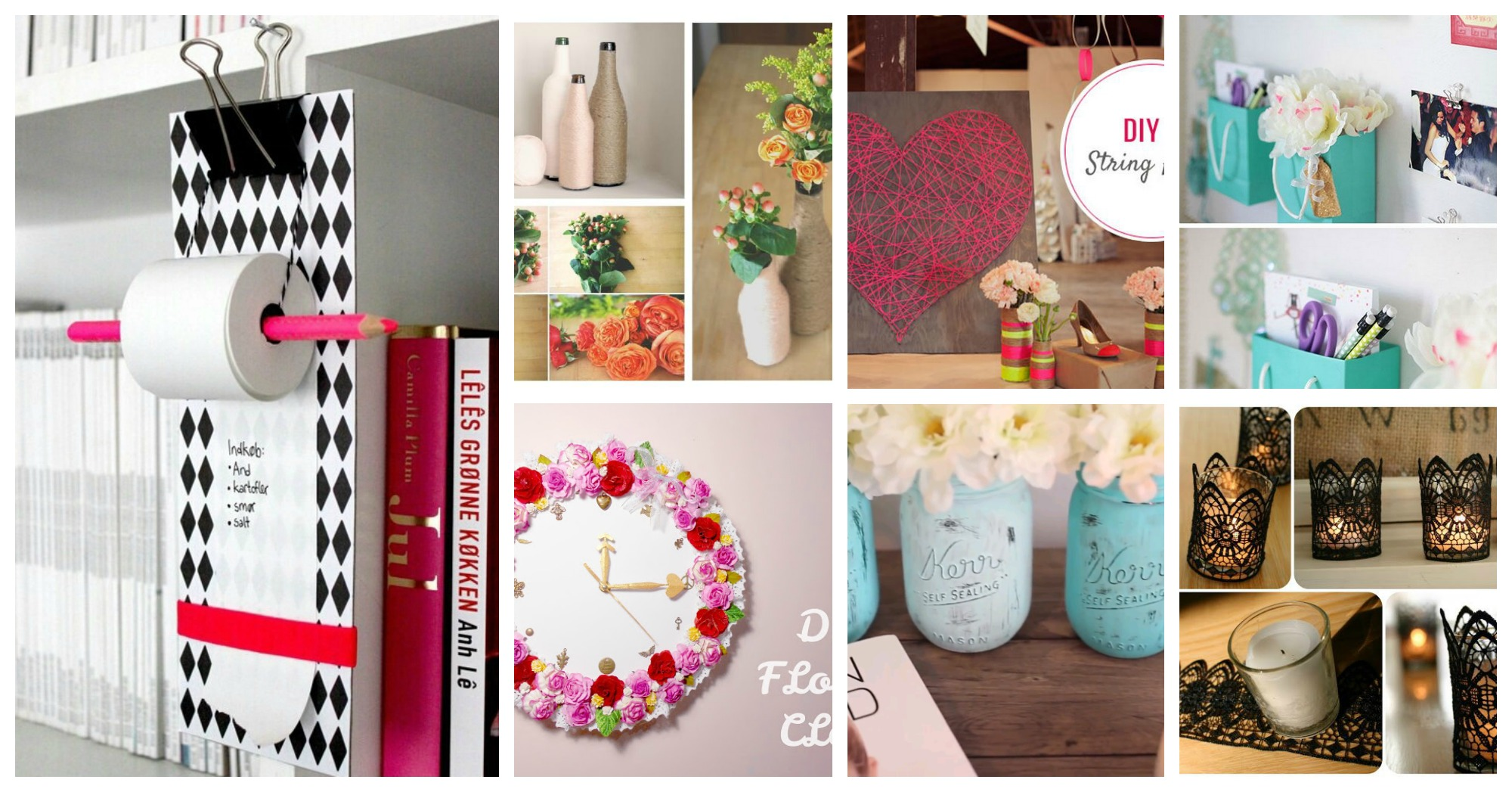 Cute DIY Girls Room Decorations That You Have To See