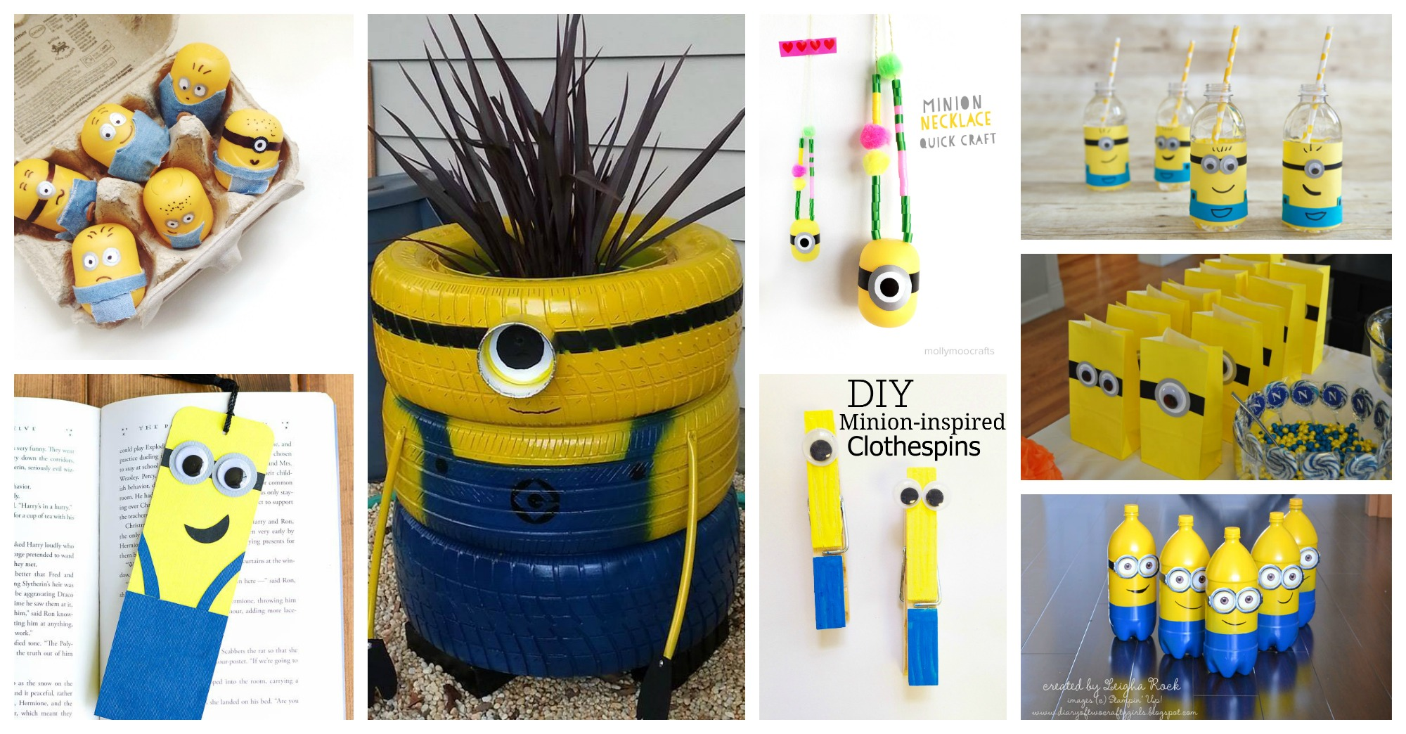 Stunning DIY Minions-Inspired Crafts That All Kids Will Love