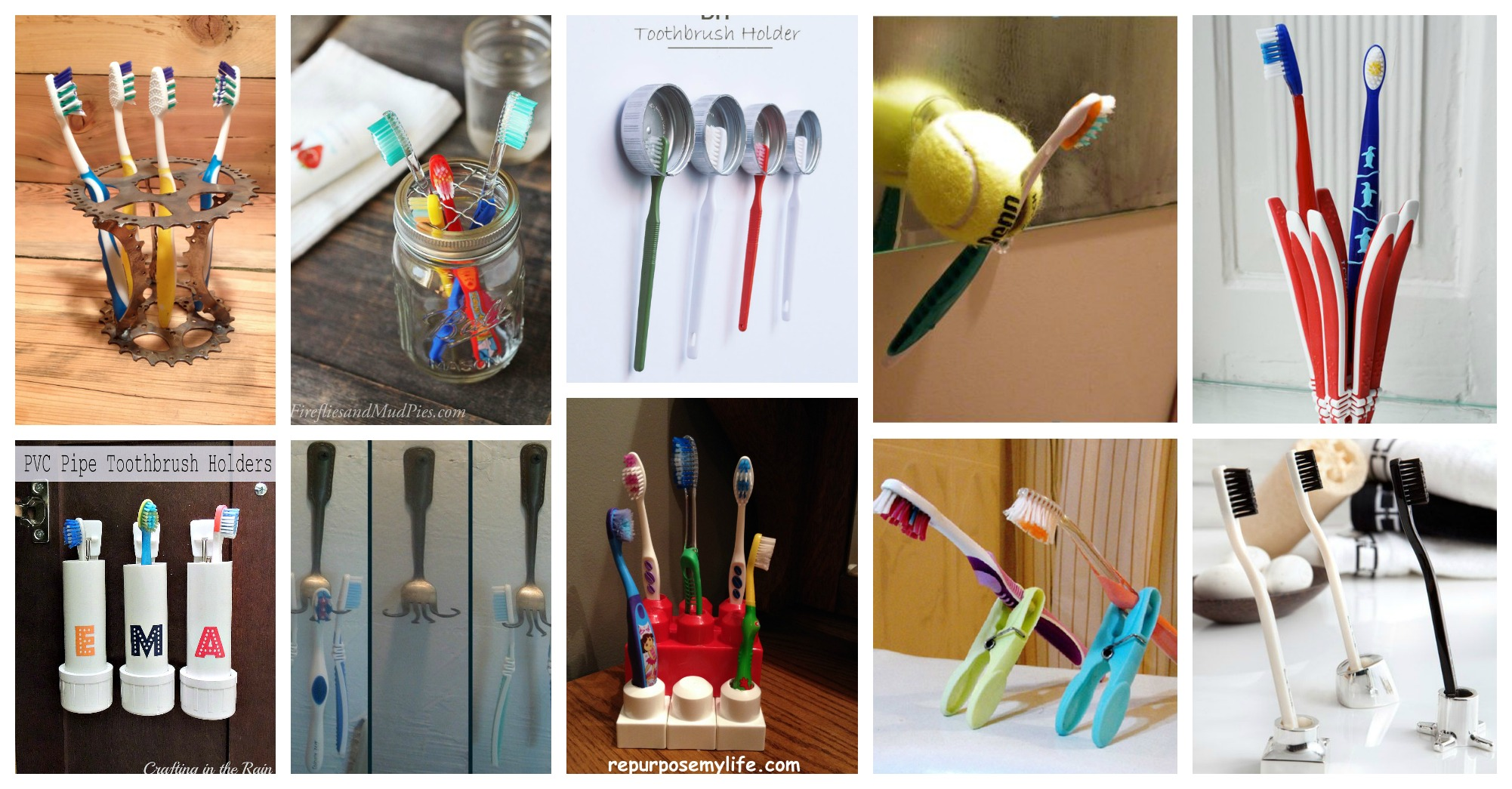 Awesome Diy Toothbrush Holders That Will Amaze You
