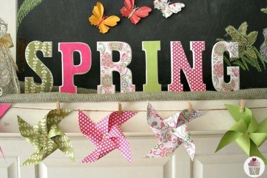 Spring-Mantel.garland