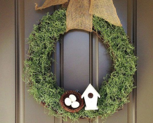 diy-spring-wreaths-moss