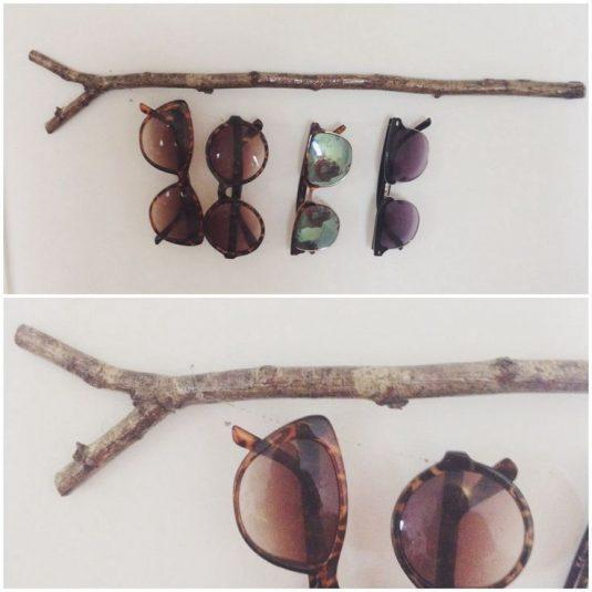 how to make sunglasses at home
